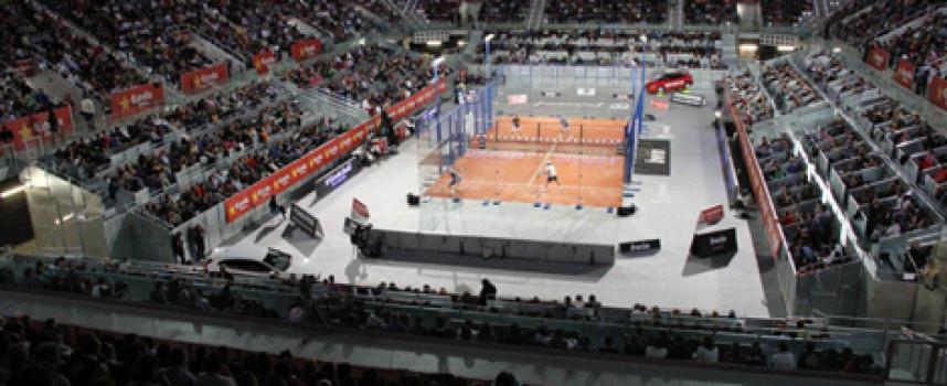 Pádel Pro Tour anuncia su circuito para 2013 con 16 pruebas masculinas
