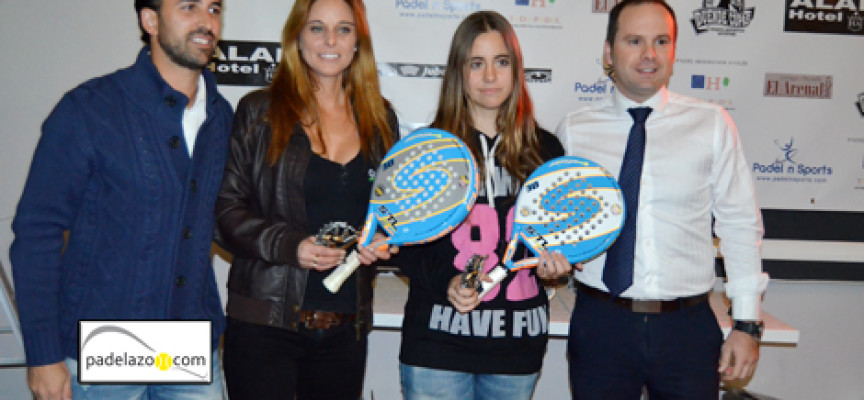 El pádel despliega su magia en el Torneo Aladín en Padel n Sports Estepona
