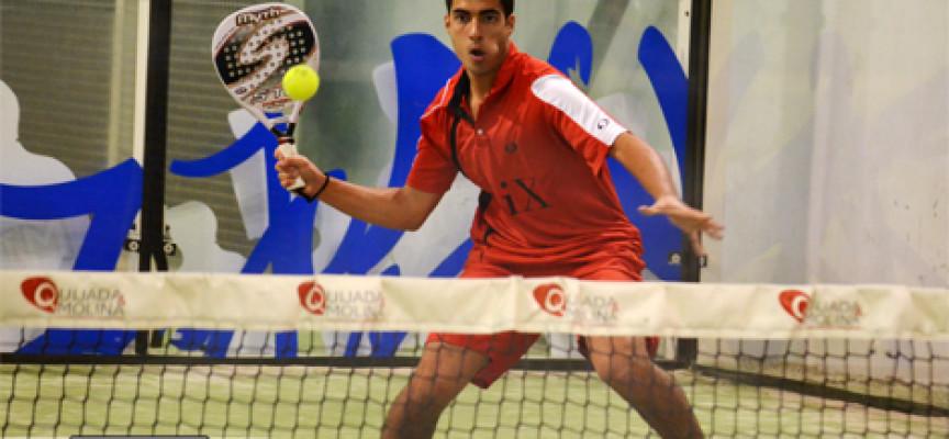 El pádel despide 2012 en Málaga con su último torneo en Ocean Pádel Club