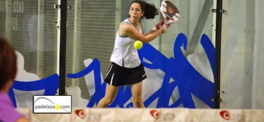Mari Carmen Villalba y Elena de la Torre mantienen su reinado en el Campeonato Provincial de Pádel en Málaga