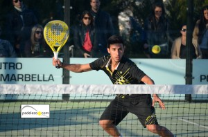 Chiqui Cepero 2 padel 1 masculina torneo screampadel cerrado del aguila febrero 2013
