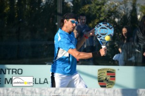 Guille Demianiuk padel 1 masculina torneo screampadel cerrado del aguila febrero 2013
