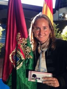 carolina navarro premios federacion periodistas deportivos andalucia