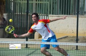 Torres 2 padel 2 masculina torneo padel shoppingoo colegio los olivos malaga febrero 2013