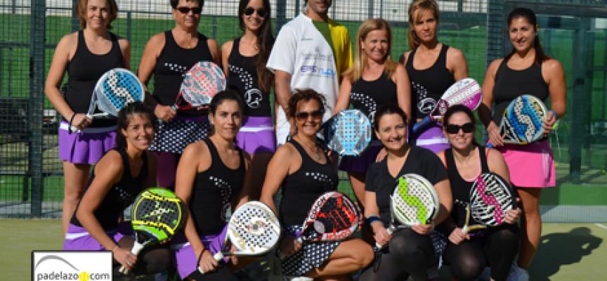 Buen debut de los equipos Padelazo en la Liga Provincial Femenina de la FAP