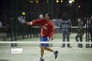 fede posadas final 1 masculina torneo padel shoppingoo colegio los olivos malaga febrero 2013