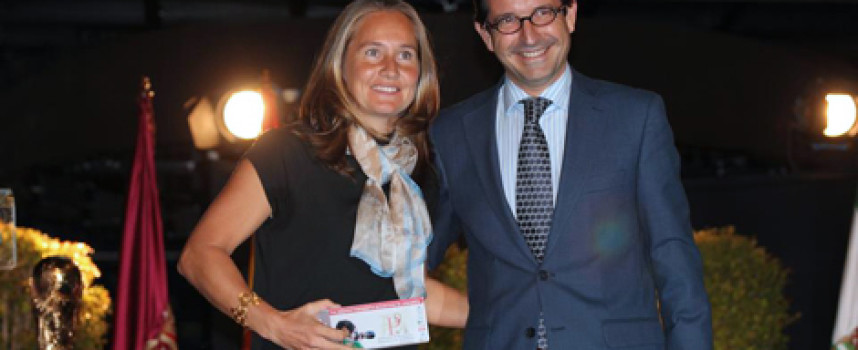 La prensa deportiva de Andalucía reconoce la gesta de Carolina Navarro en 2012