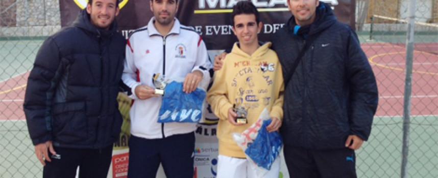 Buen debut de Punto Pádel Málaga con su Torneo en el Colegio Cerrado Calderón