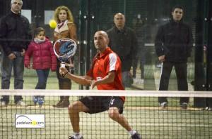 sergio beracierto final 1 masculina torneo padel shoppingoo colegio los olivos malaga febrero 2013