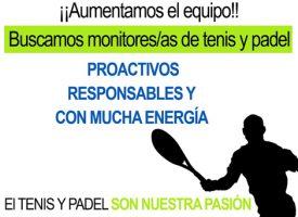 Manolo Santana Racquets Club busca monitores de pádel y tenis para Marbella