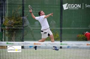 Alvaro de la Torre 2 Club Tenis Malaga Campeonato Andalucia Padel por Equipos 2ª categoria Nueva Alcantara Marbella marzo 2013