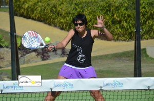 Cristina Cortijo padel 3 femenina torneo reserva higueron febrero 2013