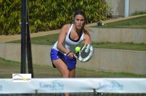 Marian de la Plata padel 3 femenina torneo reserva higueron febrero 2013
