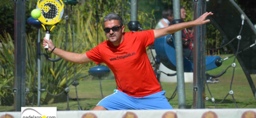 Triunfo del pádel para todas las edades en el torneo de febrero del club Reserva del Higuerón