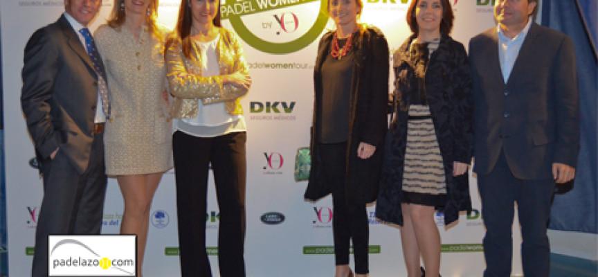 Fuengirola da el pistoletazo de salida al Circuito Padel Women Tour 2013