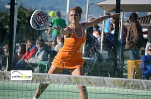 Sandra Montilla 3 equipo club Vals Sport previa malaga campeonato andalucia 3 categoria equipos club la capellania abril 2013