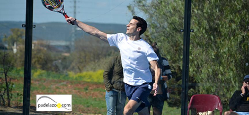 El pádel destapa la primavera en Antequera con el Open del club Matagrande