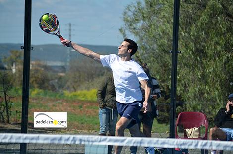 Victor Vereda 2 padel 2 masculina open primavera matagrande antequera abril 2013