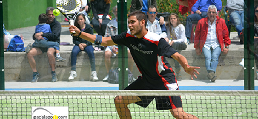 Fran Tobaria y Cayetano Rocafort sacan brillo a su victoria en la prueba del circuito provincial de la FAP en Málaga