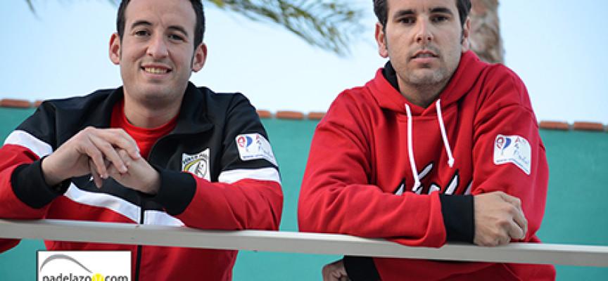 Punto Pádel Málaga: una apuesta seria y comprometida de dos jóvenes apasionados del deporte