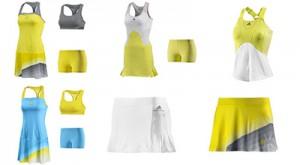 vestidos tenis adidas