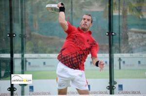 Fran Amaro padel 3 masculina torneo scream padel los caballeros mayo 2013