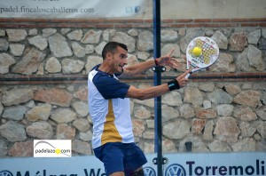 Pablo Herrera 12 padel final torneo scream padel los caballeros mayo 2013