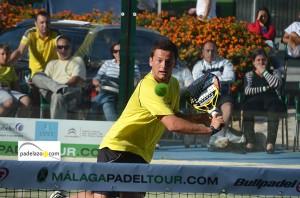 cayetano rocafort 4 padel final 1 masculina torneo malaga padel tour club calderon mayo 2013