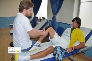 epsylon fisioterapia deportiva rehabilitacion padel guille demianiuk