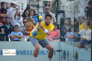 rafa mendez 2 padel final 1 masculina Torneo Aniversario Restaurante Vals Sport Consul mayo 2013
