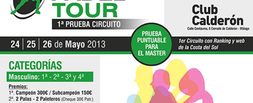 Comienza Málaga Pádel Tour, un gran circuito para el pádel amateur de la Costa del Sol