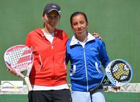 Bea González pone su pádel en manos de Patri Mowbray para afrontar una temporada llena de retos
