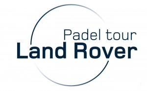logo land rover padel tour 2013