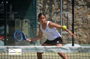 alba perez 4 padel 2 femenina torneo san miguel club el candado malaga junio 2013