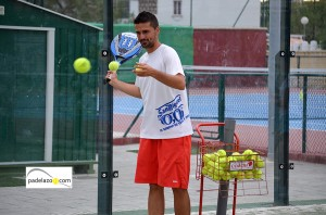 javi marquez ohu padel racket club fuengirola