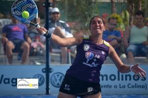 rocio gonzalez 3 padel final 2 femenina torneo aniversario padelazo club los caballeros junio 2013