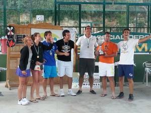 equipo vino mio torneo padel por equipos serramar irish big band junio 2013 copia