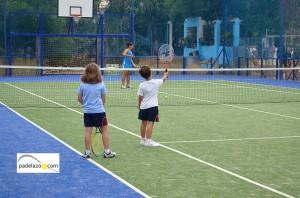 escuela tenis club higueron de la cala