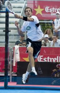 juan martin diaz final world padel tour barcelona 2013