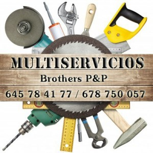 logo mutiservicio Brothers P&P