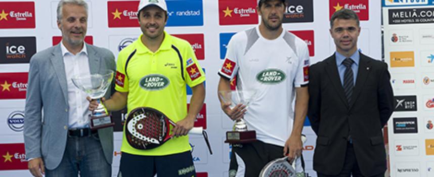 Bela y Juan Martín firman el póker en el WPT 2013 con su triunfo en Barcelona