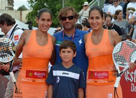 Las gemelas Sánchez Alayeto golpean tres veces… para coronarse en Barcelona