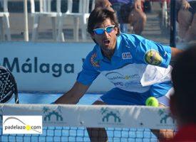 Guille Demianiuk y Rafa Méndez dictan el pádel en la final del Torneo I Aniversario Padelazo