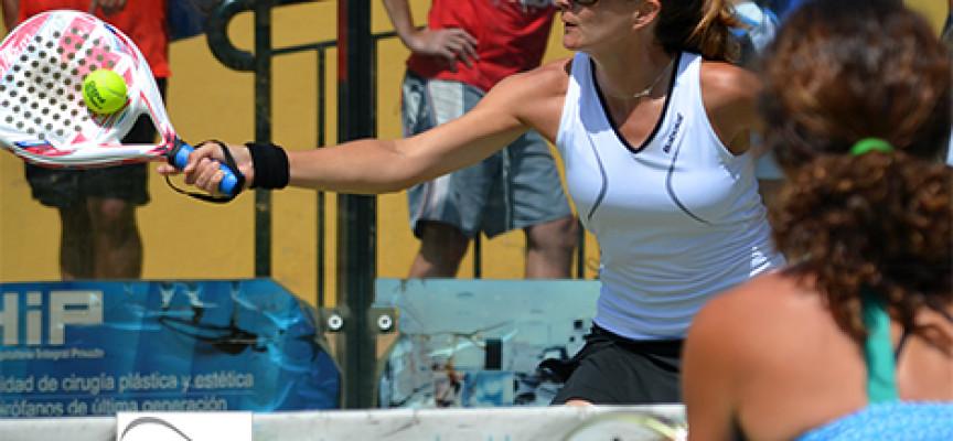 Patricia Mowbray y Lili Navarro encumbran su pádel con el triunfo en el Torneo San Miguel de El Candado