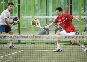 superpibes Martín Di Nenno y Franco Stupaczuk world padel tour madrid 2013