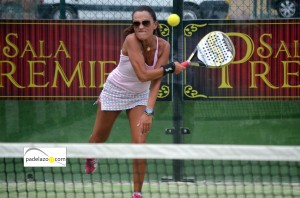 conchi 3 padel 4 femenina torneo diario sur vals sport consul malaga julio 2013