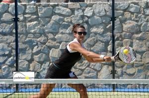 Blanca Ruiz 3 padel 3 femenina Torneo Padel Club Tenis Malaga julio 2013