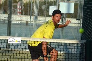 Cayetano Rocafort 7 padel 1 masculina torneo padel jarana torremolinos julio 2013
