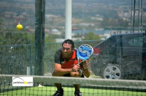 Willy Gonzalez 2 padel 2 masculina Torneo Malakapadel Fnspadelshop Capellania julio 2013