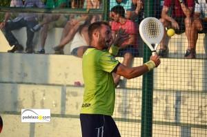 carlos muñoz 9 final 1 masculina Torneo Malakapadel Fnspadelshop Capellania julio 2013